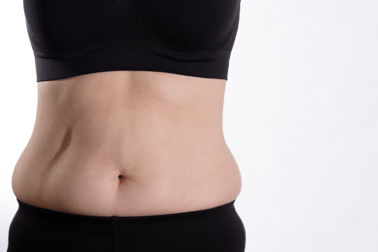 love handles, annoying belly fat, muffin top, fat loss