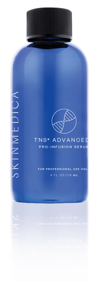 skinmedica tns advanced pro-infusion serum bottle